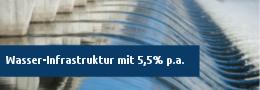 Wasser-Infrastruktur-Anleihe